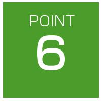 選ばれるポイント6